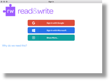 Read and Write Log in Screen